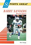 img - for Sports Great Barry Sanders (Sports Great Books) book / textbook / text book