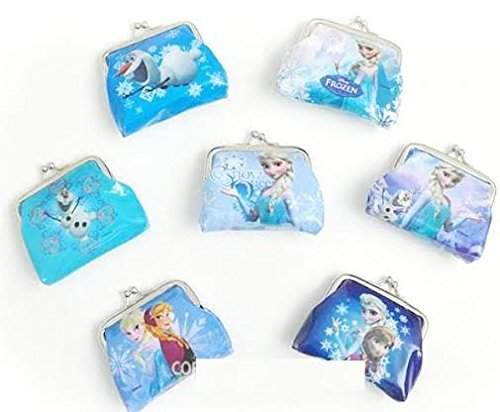 Disney Frozen Coin Wallet x 2 (Design Randomly Pick)
