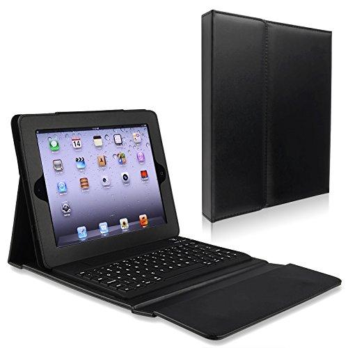 ith Bluetooth Wireless Keyboard for Ipad2 and New Ipad 3 By Shiningtek ()