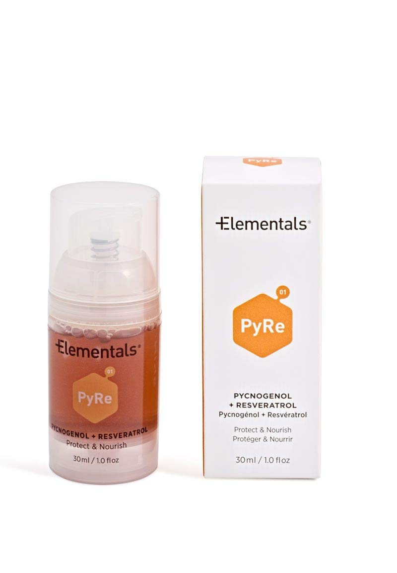 Pycnogenol & Resveratrol - Natural Anti-Aging Antioxidants Topical for Healthy and Beautiful Glowing Skin - Made from French Maritime Pine Bark Extract by Skin Moderne