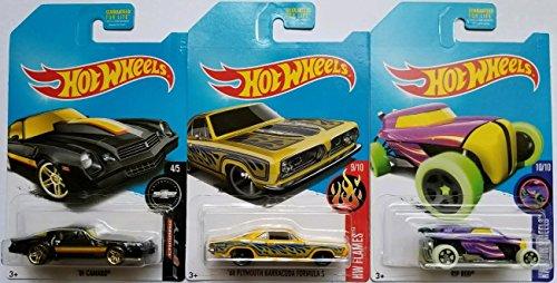 2017 Hot Wheels Toys R Us Exclusive - '81 Camaro , '68 Plymo
