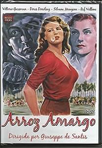 Arroz Amargo DVD 1949 Riso amaro