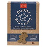 Cloud Star Buddy Biscuits Dog Treats, 16oz Box, Bacon & Cheese by Cloud Star Review