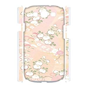 Japan and the wind For Samsung Galaxy S3 I9300 Csaes phone Case THQ137649