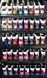 48pcs Glitter Nail Polish Nabi Glitter Nail Art wholesale lot