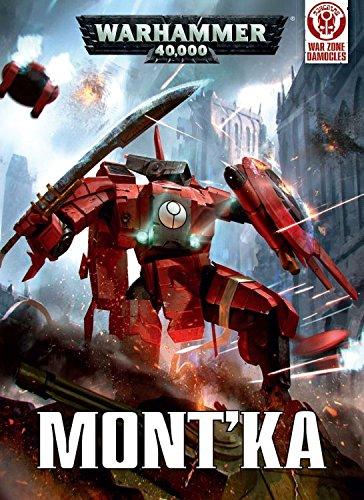 Price comparison product image Warhammer 40k War Zon Damocles: Mont'ka