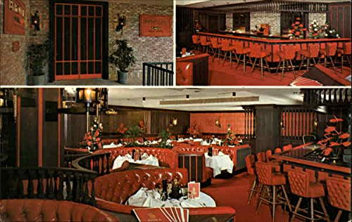 Byron II Steak House Honolulu, Hawaii Original Vintage Postcard