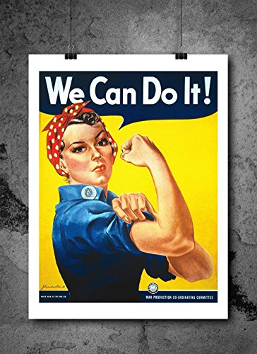we can do it poster - 6