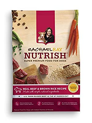 Rachael Ray Nutrish Natural Dry Dog Food from DAD'S Products Co, Inc.