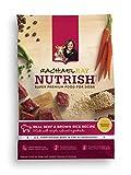 Rachael Ray Nutrish Natural Dry Dog Food, Beef & Brown Rice Recipe, 28 lbs