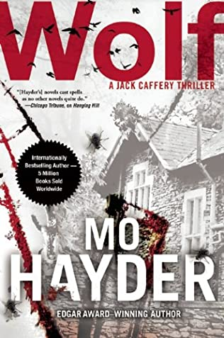 book cover of Wolf
