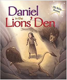 my bible stories daniel in the lions den amazoncouk sasha morton 9781848988170 books