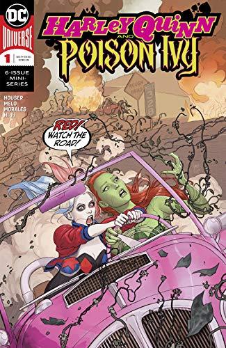 Amazon.com: Harley Quinn & Poison Ivy (2019-) #1 eBook: Jody ...