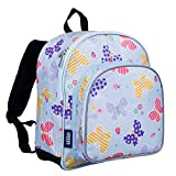 Wildkin 12 Inch Backpack, Butterfly Garden