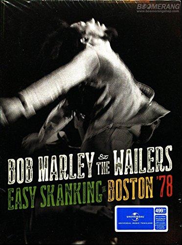 Bob Marley & The Wailers: Easy Skanking in Boston '78 (CD+ DVD)