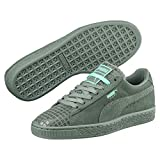 Puma Women's Suede Classic Street 2 WNs Low-Top Sneakers, Laurel Wreath Deal (Small Image)