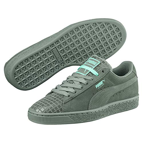 Puma Women's Suede Classic Street 2 WNs Low-Top Sneakers, Laurel Wreath Deal (Large Image)