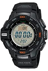 Casio Men's PRG-270 Pro Trek Triple Sensor Multifunction Digital Sport Watch
