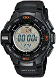 Image of Casio Men's Pro Trek PRG-270-1 Tough Solar Triple Sensor Multifunction Digital Sport Watch