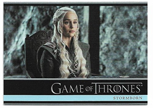 2018 Game of Thrones Season 7 Trading Cards Complete Base Set Card 1-81 (Game Card Trading Set)
