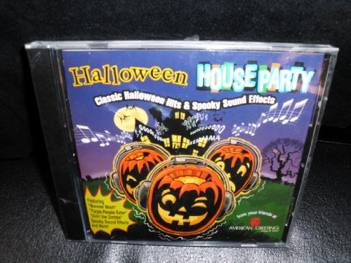 Halloween House Party - Classic Holloween Hits & Spooky Sound Effects for $<!--$16.44-->