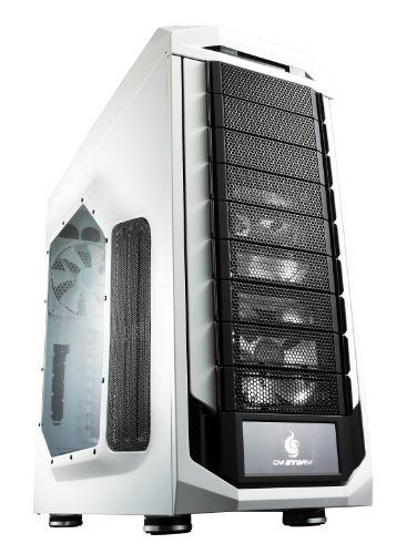 CM Storm Stryker - Gaming Full Tower Computer Case with USB 3.0 Ports and Carrying Handle (SGC-5000W-KWN1) (Ultra Full Tower Computer Case)