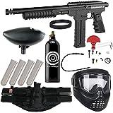 Action Village Kingman Spyder Epic Paintball Gun Package Kit, Victor, Fenix, Xtra, MR6, MR100, Hammer 7