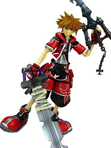 (Kingdom Hearts 2: Action Figures - Valor Form)