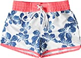 Snapper Rock Cornflower Hibiscus Boardies (10)