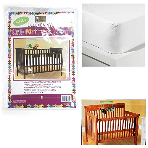 Fitted Mattress Toddler Allergy Protector