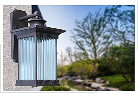 Ehime eclairage mural eclairage pour terrasse et patio luminaires