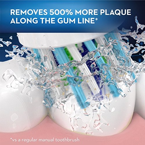 Oral-B Genius Pro 8000 Electronic Power Rechargeable Battery Electric Toothbrush with Bluetooth Connectivity Powered by Braun by Oral B (Image #12)