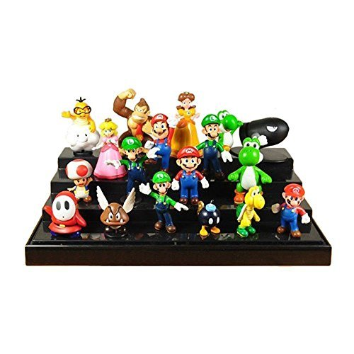 Generic Brothers Figures Set (18 Pieces)