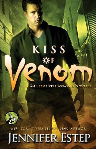 book cover of Kiss of Venom