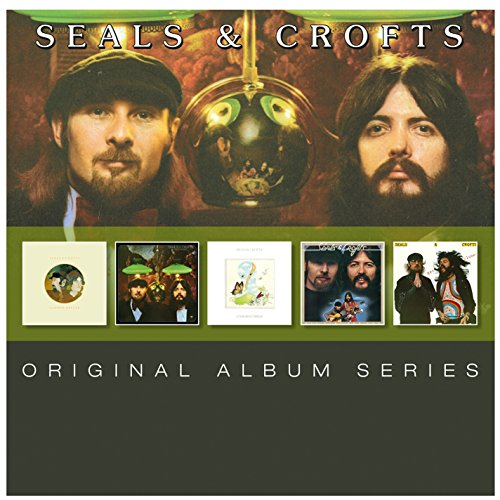 Seal - Original Album Series (5cd) - Zortam Music
