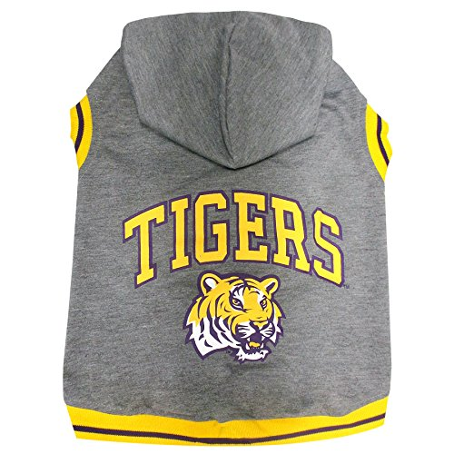 Pets First LSU Hoodie, Small Review
