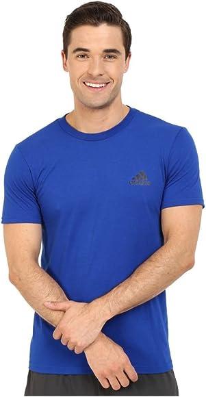 0ee924c867c Amazon.com: adidas Performance Men's Go-To Short-Sleeve Crew Tee ...
