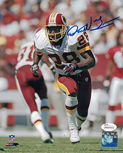 Darrell Green Autographed Signed Washington Redskins 8x10 Photo JSA ... ee1c2cfef