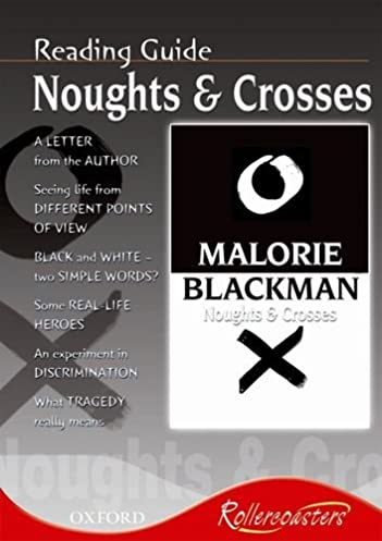 noughts crosses reading guide rollercoasters amazon co uk rh amazon co uk Noughts Crosses and Ending noughts and crosses malorie blackman study guide