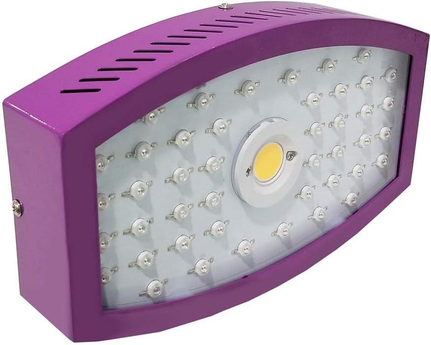 工場では、調節可能な紫色の花の温室効果ライト野菜を入力して、ライトの成長のLED屋内