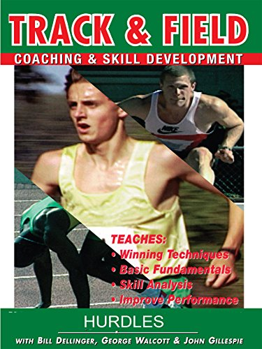 Track & Field Coaching & Skill Development Hurdles