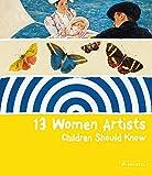 13 Women Artists Children Should Know