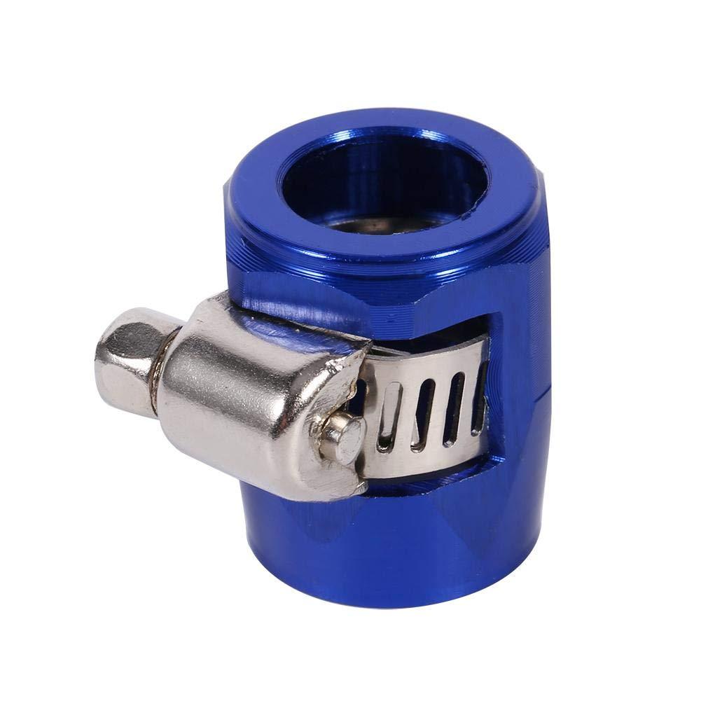 AN6 15mm Car Hose End Finish Clip del morsetto del tubo dellacqua del carburante per auto Blue Car Repair /& Maintenance