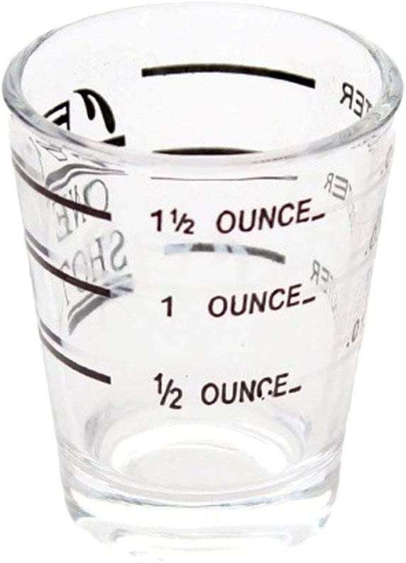 woyaochudan Glass Measuring Cup Clear Scale Show Transparent Mug Household Office Coffee Mike Cup Kitchen Drinkware Accessories (Color : Clear)