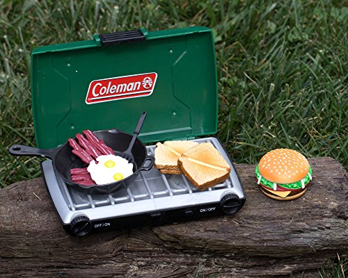 Sophia S Green Coleman 18 Inch Doll Camping Stove Amp Food