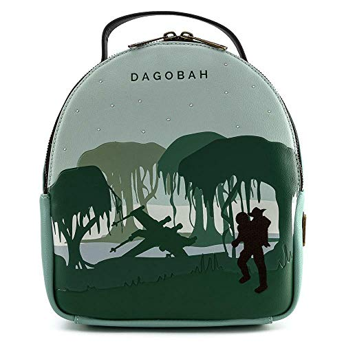 Loungefly Star Wars Dagobah Women's Double Strap Should Bag Purse