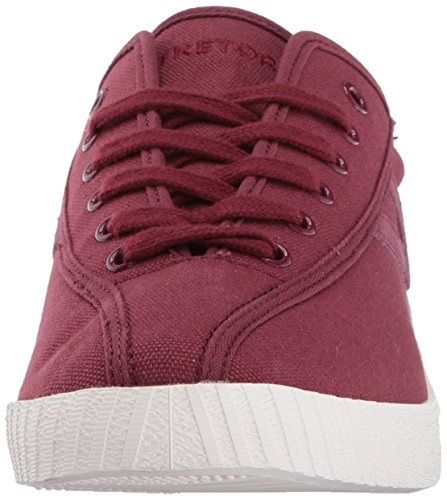 Canvas Nyliteplus Sneaker Women's Sangria Tretorn Red qHnAFwPx