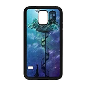 Doctor Who poster phone Case Cove For Samsung Galaxy S5 JWH9240667