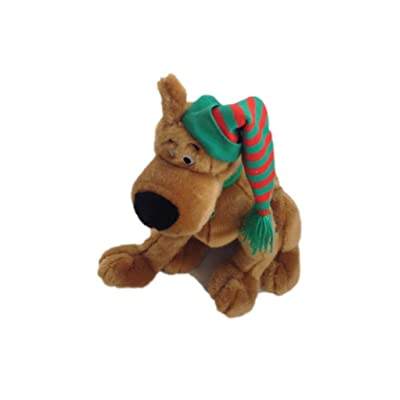 Christmas Scooby Doo Plush: Toys & Games