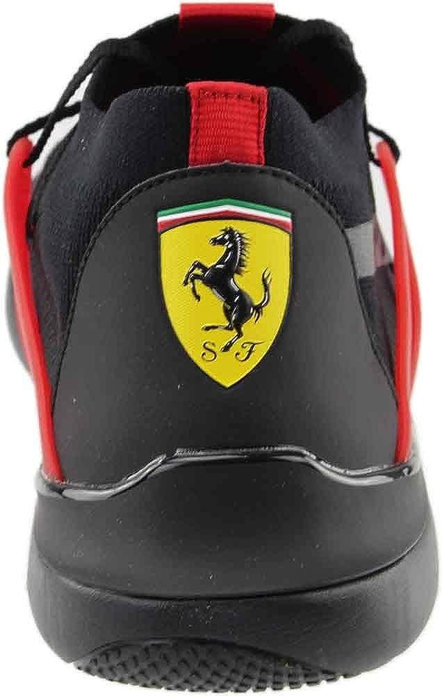 d116390799117c Amazon.com  PUMA Mens Scuderia Ferrari Evo Cat X Nice Kicks SMU Casual  Athletic   Sneakers  Shoes
